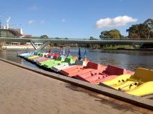 Torrens River Adelaide 4 June 2016