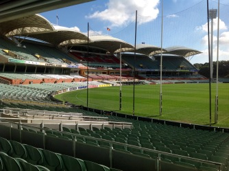 Adelaide Oval 4 June 2016