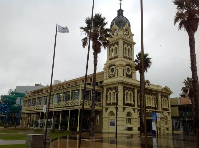 Glenelg Town Hall, SA, June 2016
