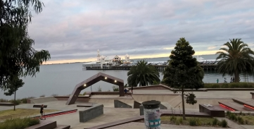 Geelong, Vic, Esplanade December 2016