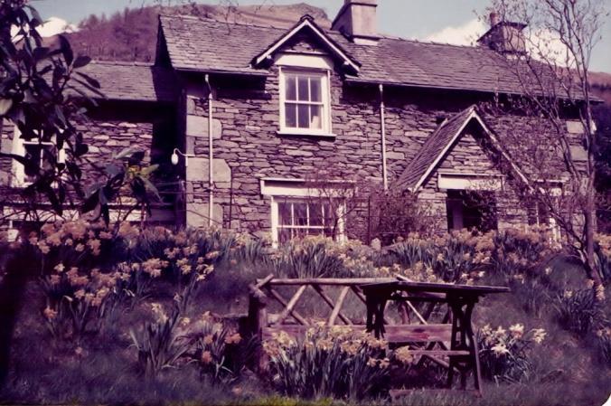 Staff cottage at Michaels Nook 1979