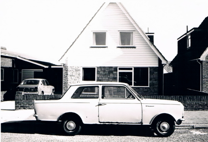 My Vauxhall Viva at Minnis Bay 1979 (1024x703)