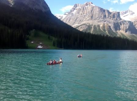Emerald Lake and Lodge (2)