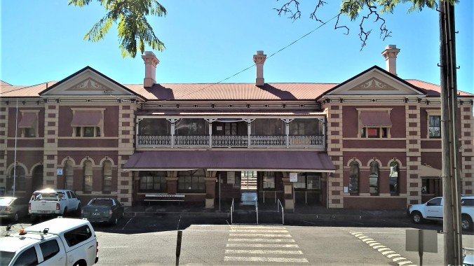 Toowoomba Railway Station 13th March 2019 (1)