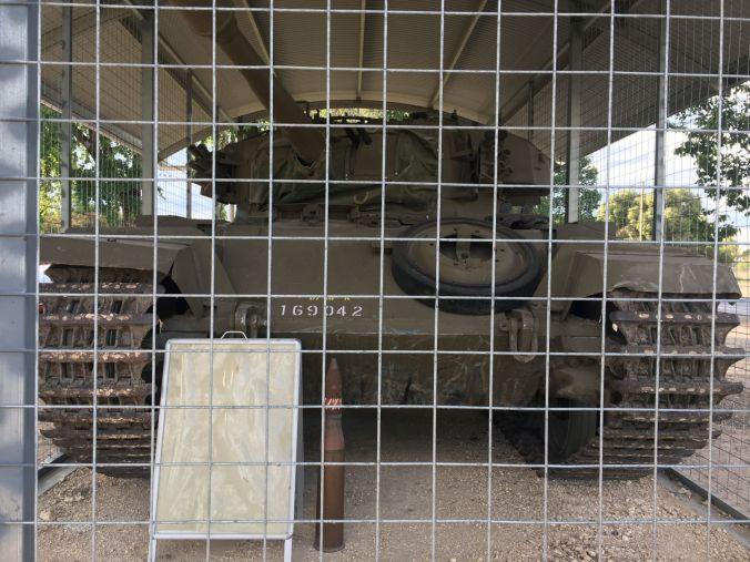 Centurion Tank at Keith rs