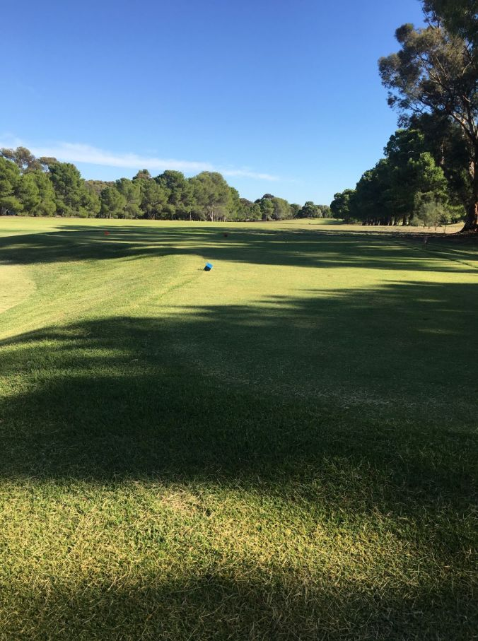 Golf course Nhill rs2