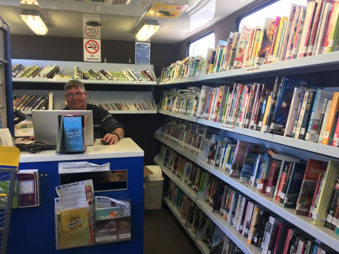 Minyip mobile library 3rs