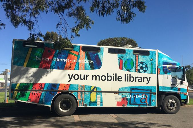 Minyip mobile library rs
