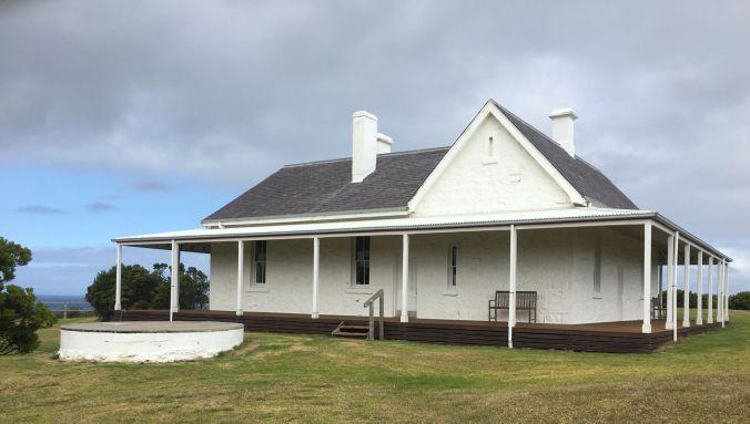 rs Cape Otway Telegraph Station established 1859