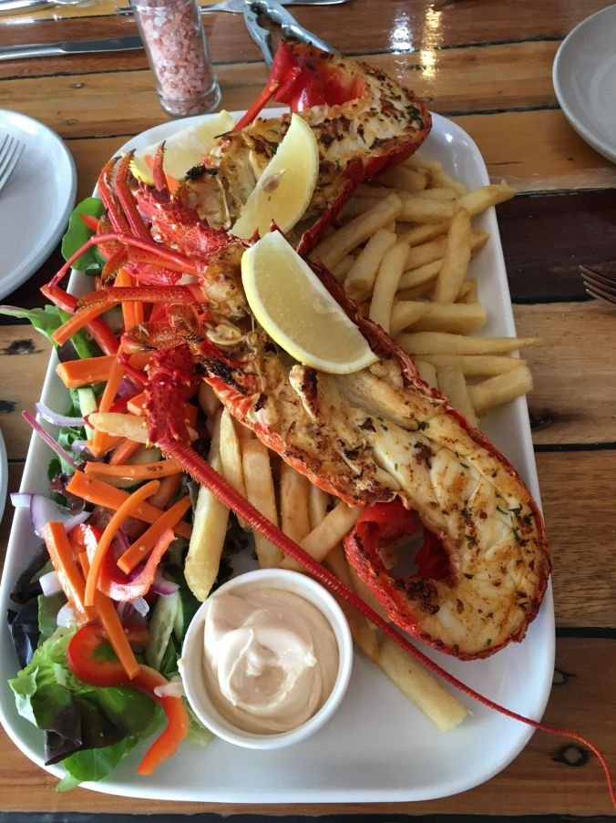 rs Lobster Lunch Port MacDonnell SA