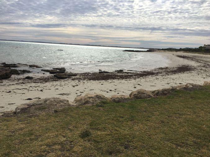 rs Moody beach at Robe SA 17Mar20