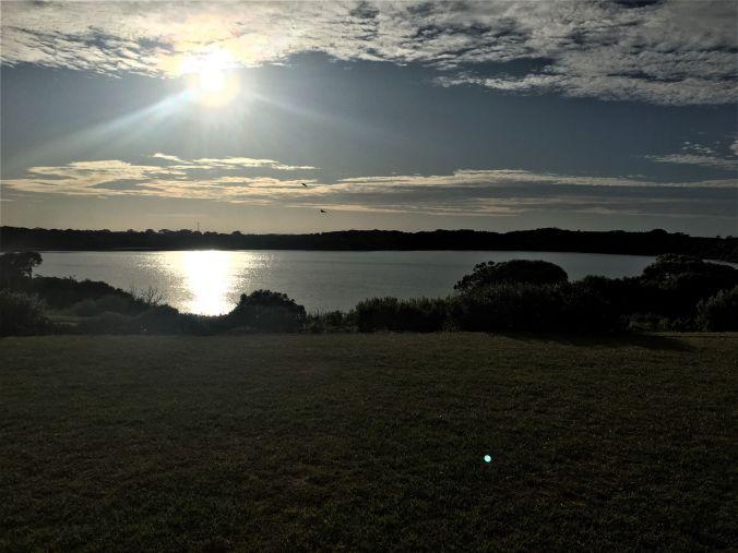 rs Morning Breakfast at Lake Fellmongery Robe SA 17Mar20
