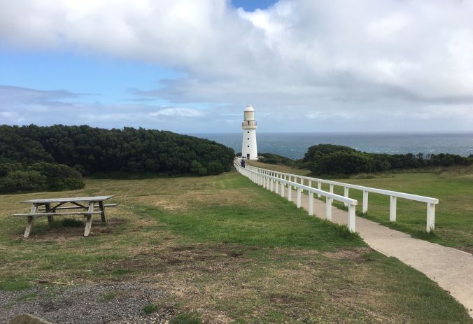 rs walk to lighthouse