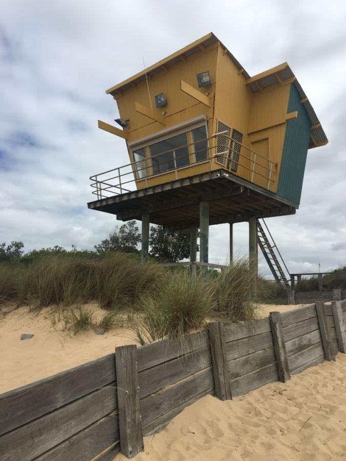 surf watchtower