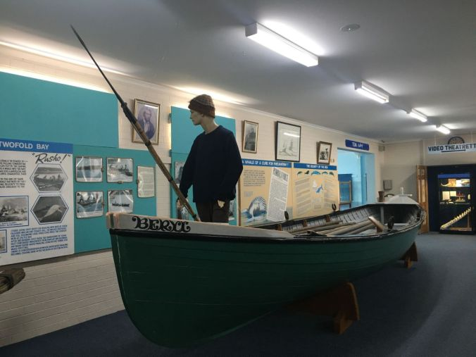 Whaleboat, Eden, New South Wales