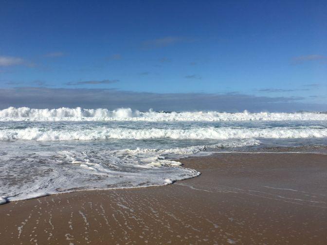 rough seas 2